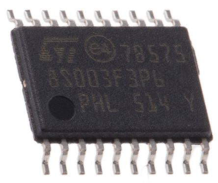 STMicroelectronics STM8S003F3P6 Микроконтроллер