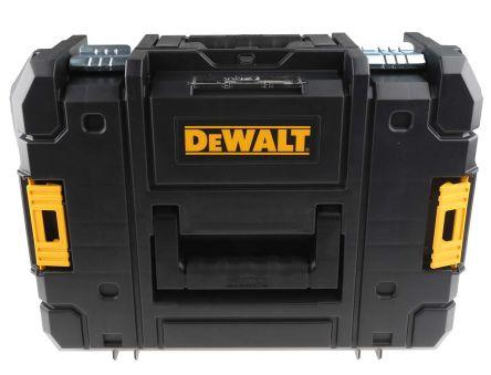DeWALT TStak Tool Storage Plastic Tool Box dimensions 331.7 x 440 x 176mm