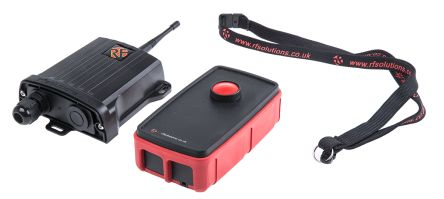 SABRETRAP-S1 RF Solutions | RF Solutions SABRETRAP-S1 Remote Control System  & Kit,869.5MHz | 793-4449 | RS Malta Online
