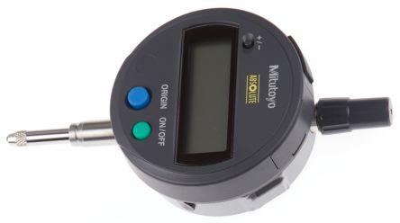 Mitutoyo 543-781B Plunger Dial Indicator, Range 0 → 12.7 mm