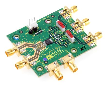Analog Devices 2.7GHz RF/IF Gain Phase Detector Evaluation Board for AD8302