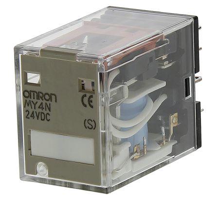 rhn412b schneider electric 4pdt non latching relay plug. Black Bedroom Furniture Sets. Home Design Ideas