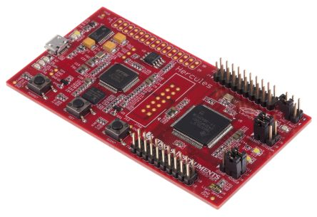Microprocessor Development Kit Texas Instruments USB Evaluation Kit LAUNCHXL-TMS57004