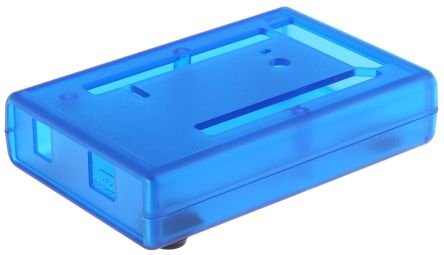 1593HAM Arduino Case for use with Arduino Mega, Blue product photo