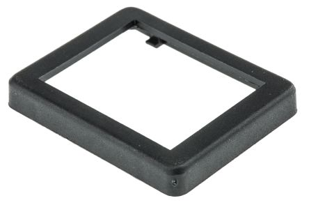 Arcolectric, Rocker Switch Bezel, For Use With Various Arcolectric Rocker Switches