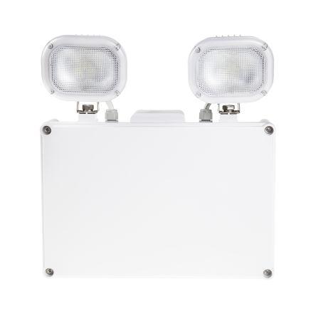 Led Emergency Lighting Twin Spot 2 X 7 5 W