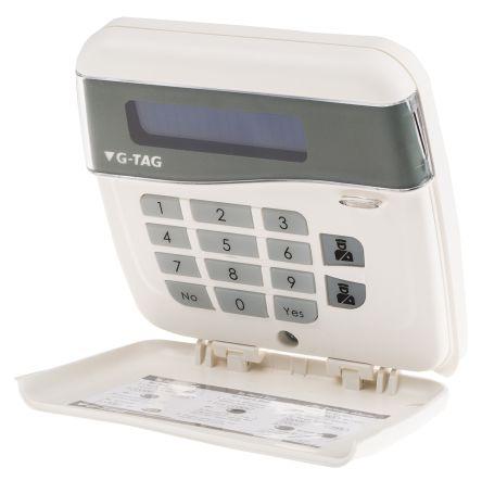 security alarm panel 420 x 380 x 96mm rs components rh uk rs online com gardtec g tag alarm manual gardtec alarm installation manual
