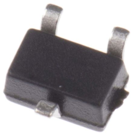 Taiwan Semi Dual Small Signal Diode, Series, 130 mA, 150 mA 85V, 3-Pin SOT-323 BAV99W RF