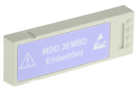 Tektronix Oscilloscope Software Analysis Module MDO3EMBD, For Use With MDO3000 Series