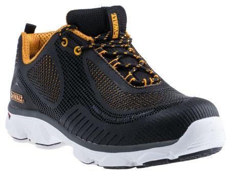 5b88b64e292 Dewalt Krypton Steel Toe Safety Trainers, UK 9, EUR 43, Resistant To Oil,  Petrol, US 10 Anti-Slip No