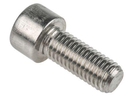 Titanium screws m5 x 8-100 Cylindrical 912 Grade 5