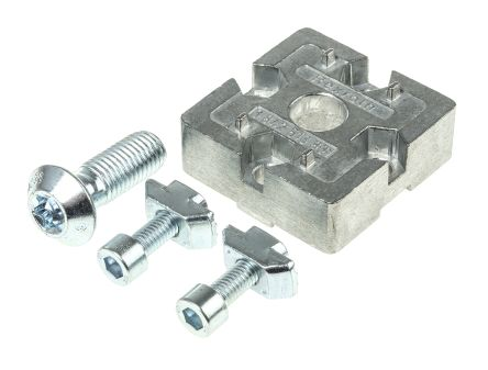 Conector En T Bosch Rexroth, Perfil Para Puntal, Encaje 10mm, 3842520802