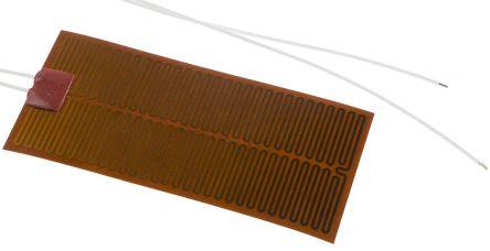 Kapton Heater mat, 50x100mm, 12V, 5W