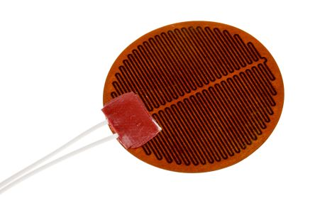 Polyimide Heater Mat x 50 (Dia.)mm x 0.2mm