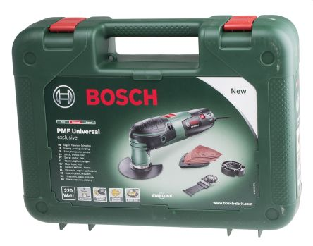 pmf 180 e bosch bosch pmf universal corded oscillating multi tool euro plug 799 8743 rs. Black Bedroom Furniture Sets. Home Design Ideas
