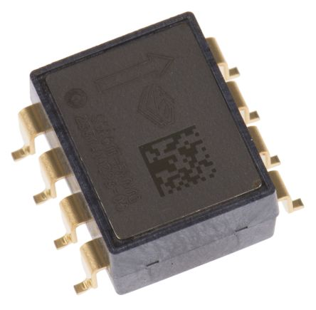 SCA61T-FA1H1G-004 Murata, Inclinometer Sensor SPI 4.75 → 5.25 V, 8-Pin SMD