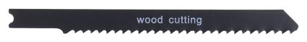 RS PRO Universal Shank Jigsaw Blade Set For Wood 5 Pack