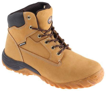 8966f3413ef Dickies Graton Steel Toe Safety Boots, UK 9, EUR 43, Resistant To Heat No