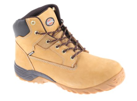 b0fb9a75a15 Dickies Graton Honey Steel Toe Men Safety Boots, UK 11