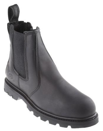 Dickies Fife II Dealer Boot VARIOUS SIZES Black
