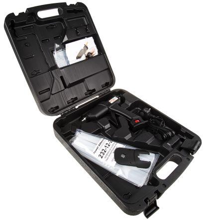 Power Adhesives TEC305-12 Glue Gun Kit for use with 11 → 12mm Glue Sticks, UK Plug