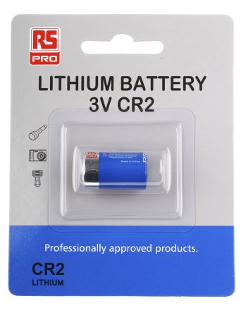 CR2 3V Lithium Manganese Dioxide Camera Battery product photo