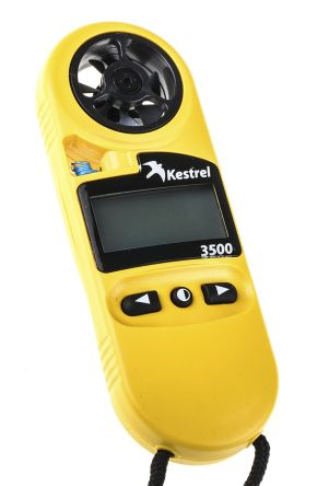 3500 Anemometer, 40m/s Max Air Velocity product photo