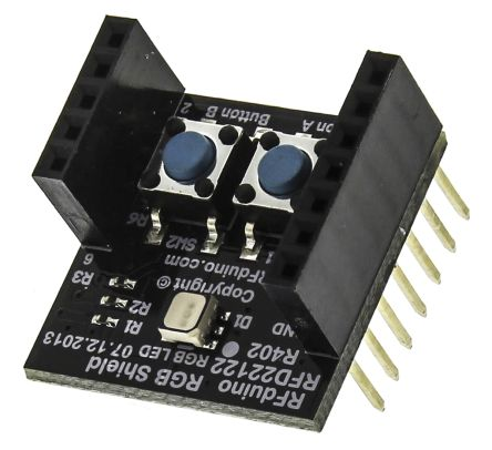 RGB LED BUTTON Shield product photo