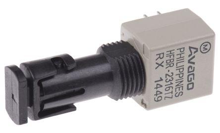 Broadcom HFBR-2316TZ 155MBd 1300Nm Fibre Optic Receiver, ST Connector