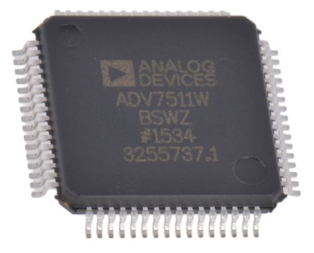 Analog Devices, ADV7511WBSWZ
