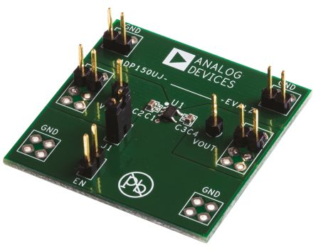 Analog Devices ADP150UJZ-REDYKIT LDO Voltage Regulator for ADP150 Evaluation Board