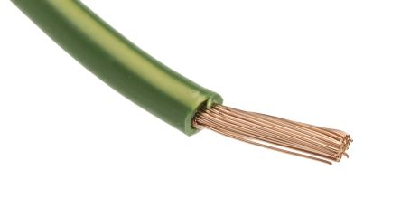 RS Pro 2,5 mm² Einzeladerleitung, AWG 14 AWG, 600 → 1000 V, PVC, 50 ...