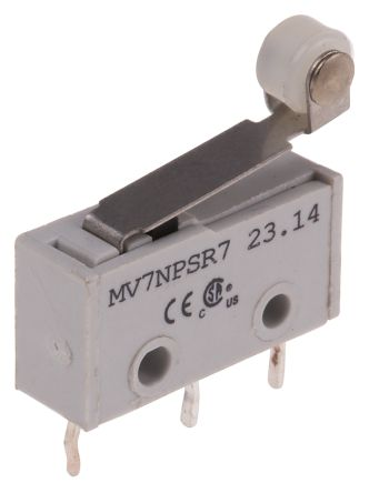 Microswitch long lever with wheel microswitch 10a 125//250v