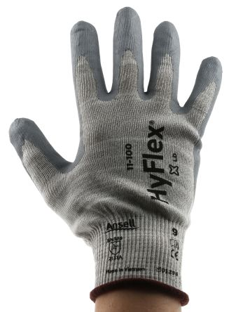 9 - L Nitrile, Nylon ESD Gloves product photo