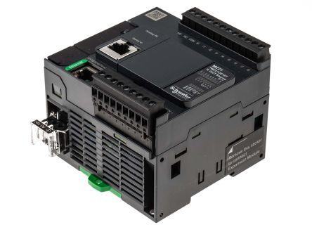 CONTROLLER M221-16IO TR.PNP ETHERNET COM
