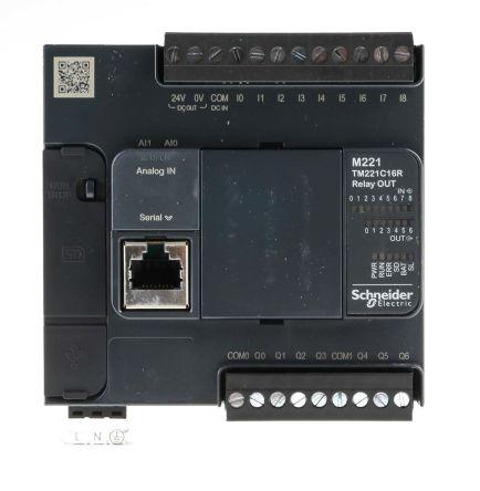 CONTROLLER M221-16IO RELAY COMPACT