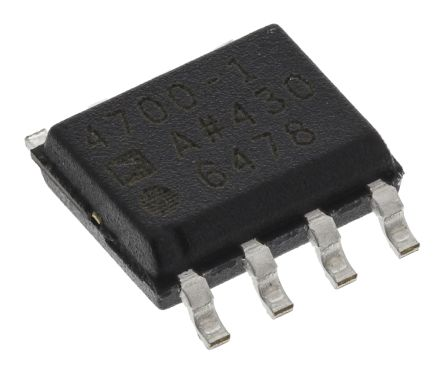 Analog Devices ADA4700-1ARDZ, Precision, Op Amp, 3.5MHz, 8-Pin SOIC