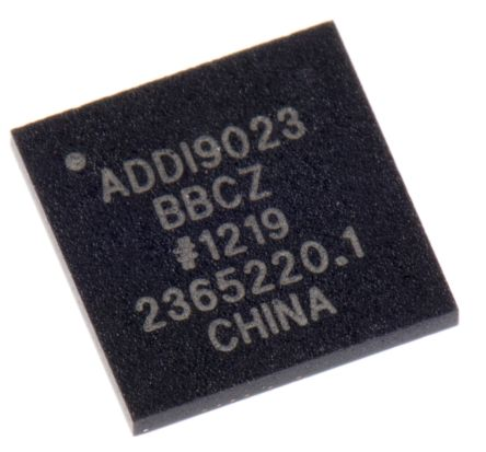 Analog Devices ADDI9023BBCZ Display Driver for CCD Cameras Digital