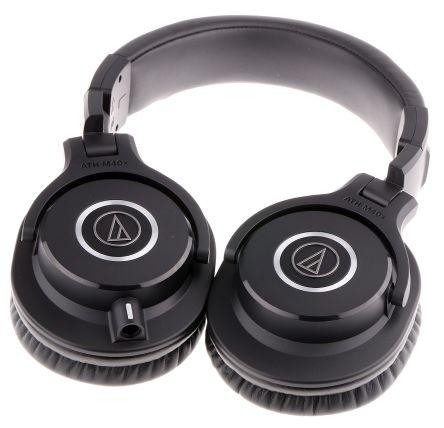Audio-Technica ATH-M40x Studio Closed-Back Dynamic Headphone
