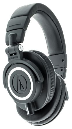 Audio-Technica ATH-M50x Studio Closed-Back Dynamic Headphone