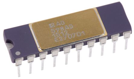AD598AD, Clock Signal Conditioner LVDT Differential, Single Ended 20-Pin SBCDIP