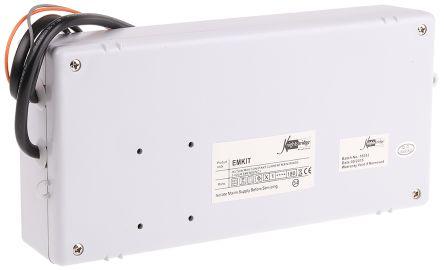 26 W, 50 W Emergency Light Conversion Kit, 218 x 105 x 44 mm