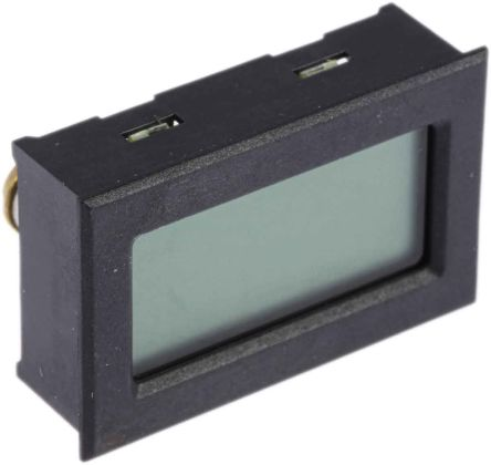 Murata Power Solutions Digital Voltmeter DC, LCD Display 3-Digits ±0.2 V, 33.93 x 21.29 mm