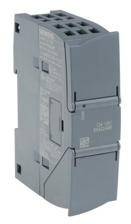 Siemens PLC Expansion Module Communication 1 Input, 24 V dc 100 x 30 x 75  mm | Siemens | RS Components Export