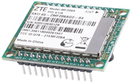SparqEE - Cellv1-0 Mobile Communication (Cellular) Module GSM/GPRS for Arduino, Raspberry Pi