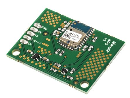 SPARQEE GPS RECEIVER BOARD,GPSV1-0