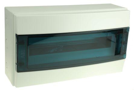 ABB 18 Way Plastic Consumer Unit, 125A, IP65 MISTRAL65