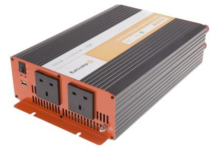 Solar Technology INV2500 10 → 15V Solar Inverter