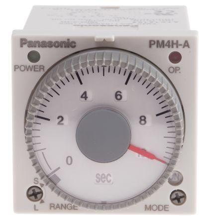 PM4HA-H-24V Panasonic | Panasonic Multi Function Timer ...
