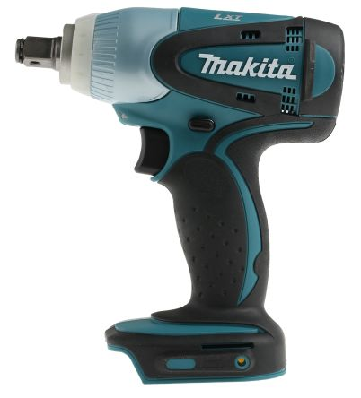 Makita 18V Cordless Impact Wrench 1/2 in Square Chuck